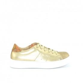 Alviero Martini N0251 platinum sneakers
