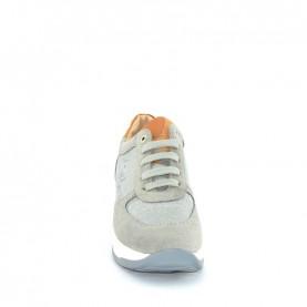 Alviero Martini N0295 grey glitter sneakers