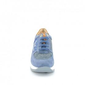 Alviero Martini N0295 jeans glitter sneakers