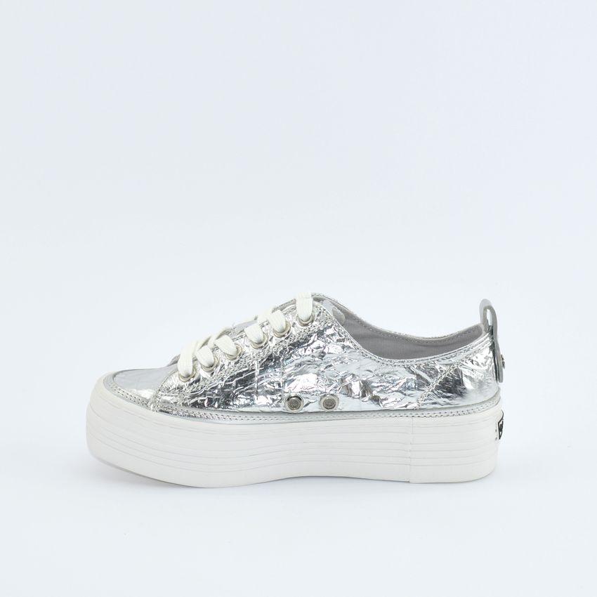39db6a6ea9 Donna Klein Sneakers Da Zolah Calvin Argento dhrtQsC
