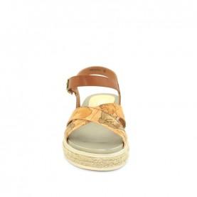 Alviero Martini 10219 geo beige sandal