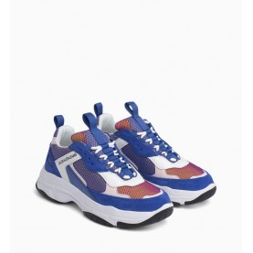Calvin Klein Maya blue woman chunky sneakers
