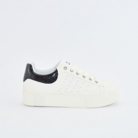 Lolway Elizha girl white/black sneakers