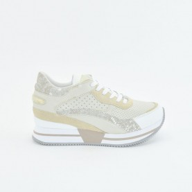 Apepazza S0RSD02 beige woman sneakers