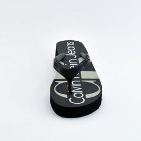 Calvin Klein CK Tesse black flipflops