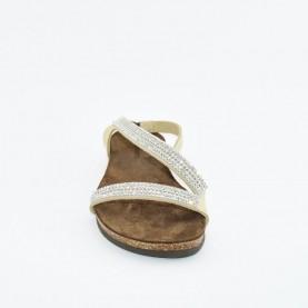 Taddeucci 43207 beige sandals
