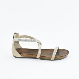 Taddeucci 43742 grey sandals