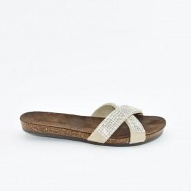 Taddeucci 43244 grey sandals