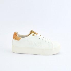 Alviero Martini 10546 woman sneakers white geo