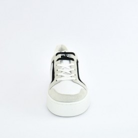 Levi's Mullet 2.0 white sneakers