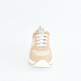 Alviero Martini N0612 pink geo sneakers