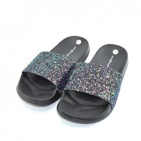 Hot sand 03176 glitter multi black
