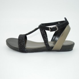 ApePazza sandals nra10 black