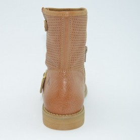 Morelli girl's leather boots art.A53101B