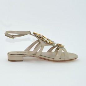 Barachini 6202C butter sandals
