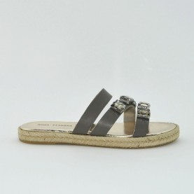 Anna Fidanza CD0059VJ grey sandals
