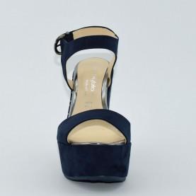 Byblos 662800 woman sandals irina blue