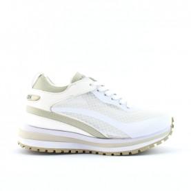 Apepazza Lizzy white woman sneakers