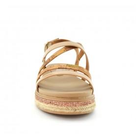 Alviero Martini 10904 geo pink sandals