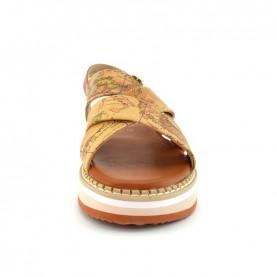 Alviero Martini 10914 geo sandals