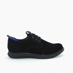 Calvin Klein Toby black man lace ups shoes