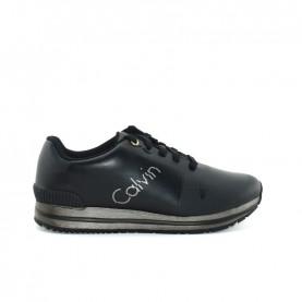 Calvin Klein Edwin black man sneakers