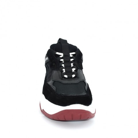 Calvin Klein Marvin black man chunky sneakers