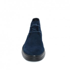 Calvin Klein Renton man lace ups shoes blue