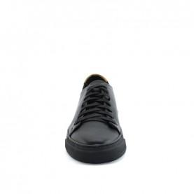 Alviero Martini A051 black leather man sneakers