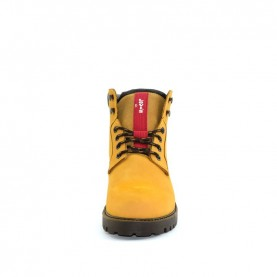 Levi's Hodges yellow lace ups boots
