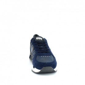 Levi's Chesbro man blue sneakers