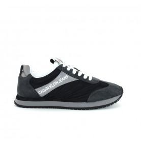 Calvin Klein Jerrold grey man sneakers