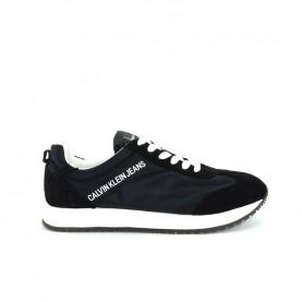 Calvin Klein Jerrold black man sneakers