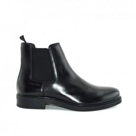 Calvin Klein Fintan man black ankle boots