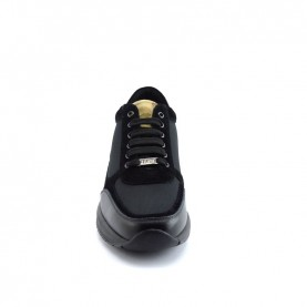 Alviero Martini Z9778 man black sneakers