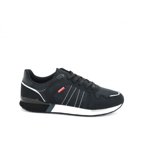 Levi's Webb man black sneakers
