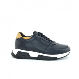 Alviero Martini Z289 man blue sneakers