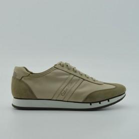 Calvin Klein sneakers Monty taupe