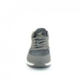 Henry Cotton's Beylor grey man sneakers