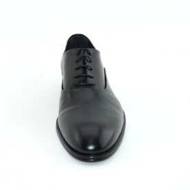 Corvari 3502 lace ups black leather