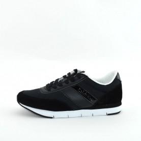 Calvin Klein CK Juan black logo man sneakers