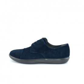 Calvin Klein Magnar man lace ups shoes blue