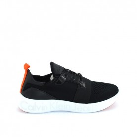 Calvin Klein Mel black man sneakers