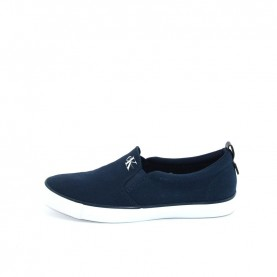 Calvin Klein Armand blue slip-on sneakers