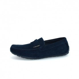 Calvin Klein Ivan man loafer shoes blue