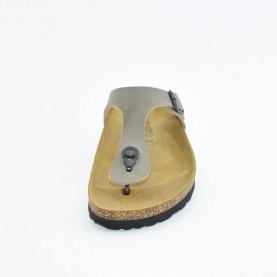 Goldstar 9930 man dove grey anatomical flipflop