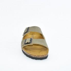 Goldstar 9900 man dove grey anatomical slippers