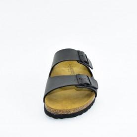 Goldstar 9900 man black anatomical slippers