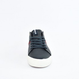 Levi's Woodward college man blue sneakers