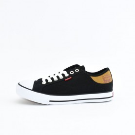 Levi's Stan Buck man black sneakers